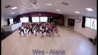 Zumba Wes - Alane