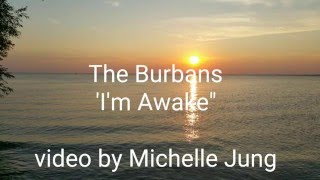 The Burbans - I'm Awake lyric video