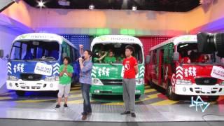 Promo El Último Pasajero LA TV ECUADOR 16/03/14