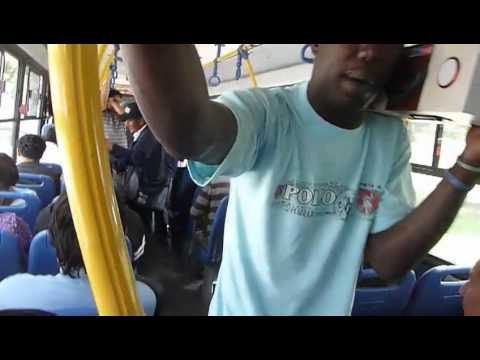 Hip-Hop on A Quito Bus