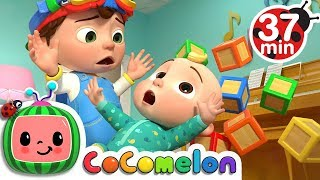 Sorry, Excuse Me Song | +More Nursery Rhymes & Kids Songs - Cocomelon (ABCkidTV) width=