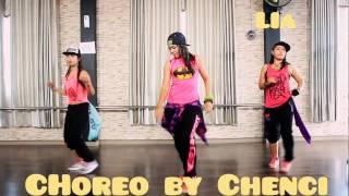 "Zumba "" Hey Ma By Pitbull Ft J.Balvin & Camilla Cabello /Choreo By Chenci At BFS Studio Sangatta"