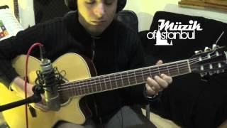 Fikrimin İnce Gülü - Gitar Cover