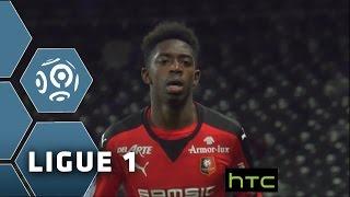 But Ousmane DEMBELE (90') / Toulouse FC - Stade Rennais FC (1-2) -  / 2015-16