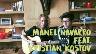 "Manel Navarro feat. Kristian Kostov - ""Shape Of You"" (Ed Sheeran cover)"