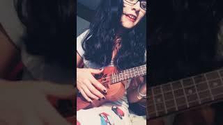 Flaquita - Marco Mares (ukulele cover, tutorial en descripción)