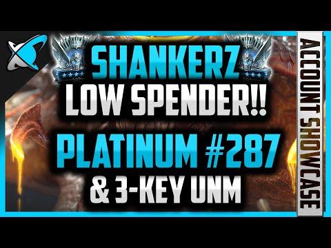 LOW SPENDER!! Platinum #287 & 3-Key UNM CB !! | ShanKerz Account Showcase | RAID: Shadow Legends