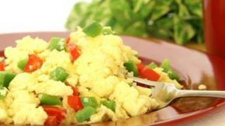 Low-Carb Breakfast for Six Pack Abs
