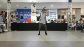 HIP HOP FREE STYLE dia internacional da dança  STM-PA 2017
