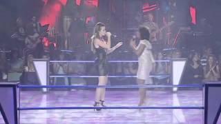 (O Agudo da Vitória) Thalita Pertuzatti e Ju Gomes The Voice Brasil  João de Barro