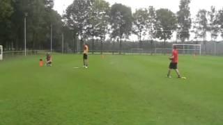 softbal: slag