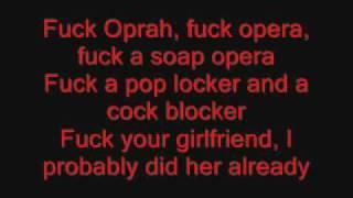 ICP FUCK THE WORLD lyrics