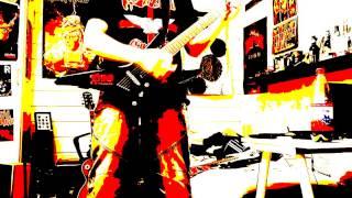 Saxon Rainbow Theme Guitar Cover