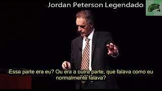 Jordan Peterson - Pare de dizer coisas que te tornam fraco! (Legendado - Português)