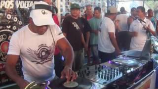DJ WANTUIL NO ENCONTRO DO VINYL NA QUADRA JESUS DE NAZARETH 2017