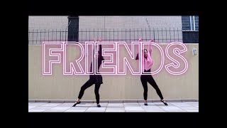 Friends - Marshmello & Anne-Marrie | Coreografia by Batatona