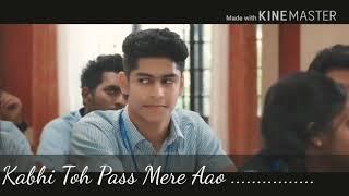 Priya Prakash Varrier- New whatsapp Status - Kabhi Toh Pass Mere Aao  2018