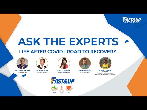 Life After Covid: Road To Recovery   Full Session   Fast&Up