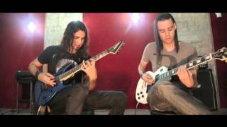 Andragonia - Guitar Flash (Guitar Playthrough)