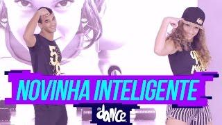 Novinha Inteligente - Na Pegada da Lora & Dan Ventura - Coreografia | Choreography - FitDance - 4k