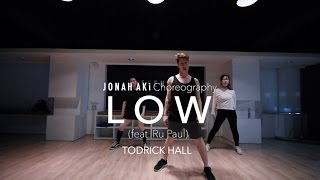 Low (feat.Ru Paul) - TODRICK HALL | Jonah Aki From: Kaba Modern Choreography