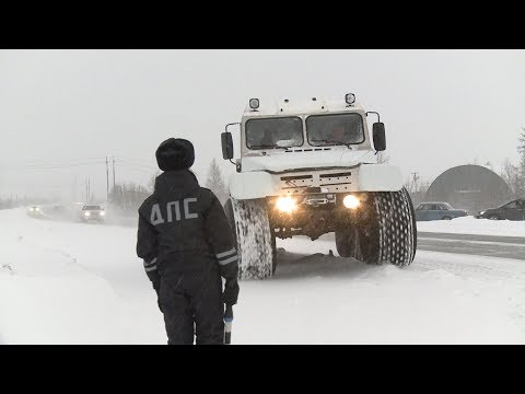 Рейд 7 декабря 2019 года в рамках операции «Снегоход»