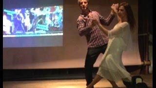 Revolution Dance   Intermediate Move Video No 30 Keith & Jane