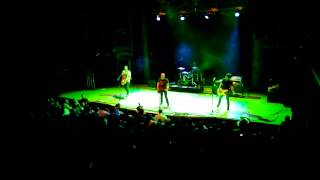 Yellow Second - Fall Out of Line live, Ogden Theater 8/17/13