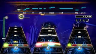 Rock Band 4 - Waste A Moment by Kings Of Leon - Expert - Full Band