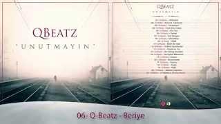 06- Q-Beatz - Beriye ( Unutmayın - Enstrümental Beat Albüm 2015 )