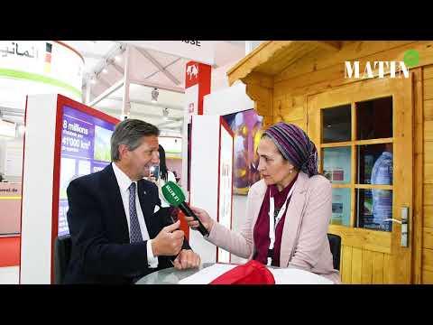 Video : SIAM 2019 : La Suisse, pays à l'honneur : une fierté et une reconnaissance