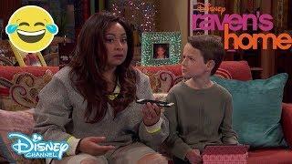 Raven's Home | SNEAK PEEK: Season 2 Stuck in The Snow ❄️ | Disney Channel UK