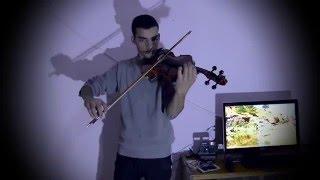 الموسيقى الاكثر حزنا ناروتو بالكمان محمد نقبيل - naruto despair violin very sad nekbil wayne