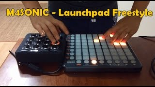 M4SONIC - Launchpad Freestyle Cover!