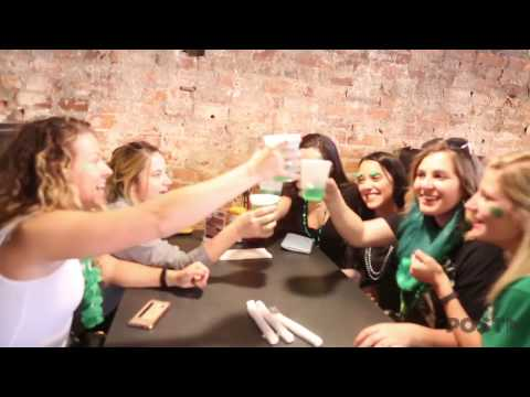 A look at the festivities for the annual Green Beer Day at Ohio University in Athens.  Read the full story: http://www.thepostathens.com/article/2017/03/green-beer-day-court-street  Video by Alex Penrose Music by Otis McDonald