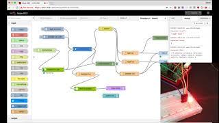Ligando luz de Led com IBM Watson e Raspberry Pi