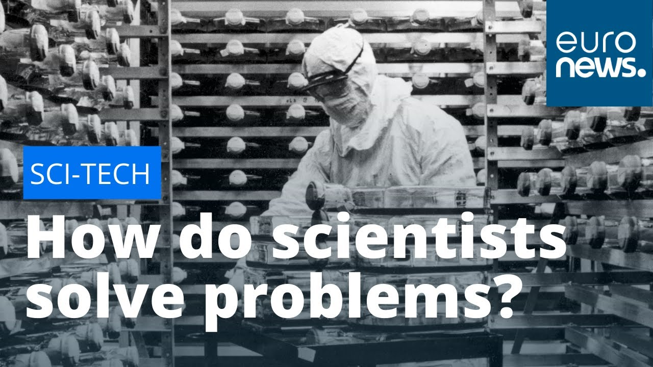 The Scientific Method : How Scientists solve Problems