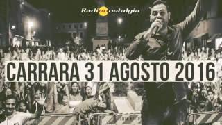 FRANCESCO GABBANI - AMEN Live Piazza Alberica Carrara