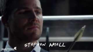 Arrow Season 2 Opening Credit  (Friends Style)
