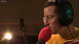 Hot Chip Night And Day BBC Radio 1 Live Lounge 2012