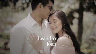 Joan and Leandro: Pre-Wedding Film