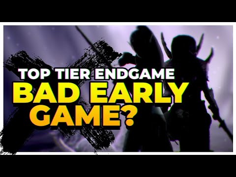 RAID | Top 10 Bad Early Game but S Tier End Game!