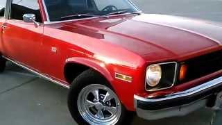 1975 Chevy Nova I just buffed it