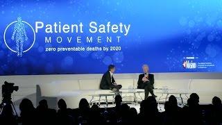 President Bill Clinton and Joe Kiani Q & A