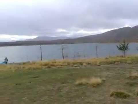 www.arenas4x4.com Morocco:Lago de Imilchil.Tislt lac around Imilchil,Tour in Morocco