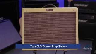 zZounds.com: Fender Blues Deluxe Reissue Guitar Combo Amplifier