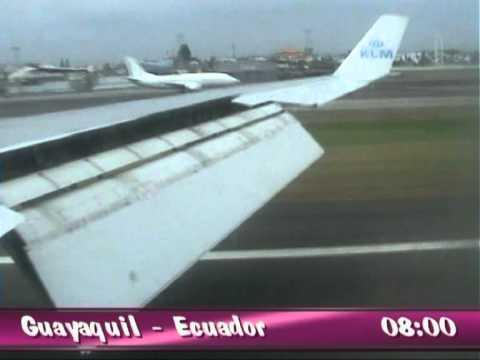 Visitando Ecuador – Vuelo Amsterdam Quito