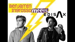 Benjamin Ingrosso - DANCE YOU OFF (EdiSax Saxophone Cover) - Sweden - Eurovision 2018