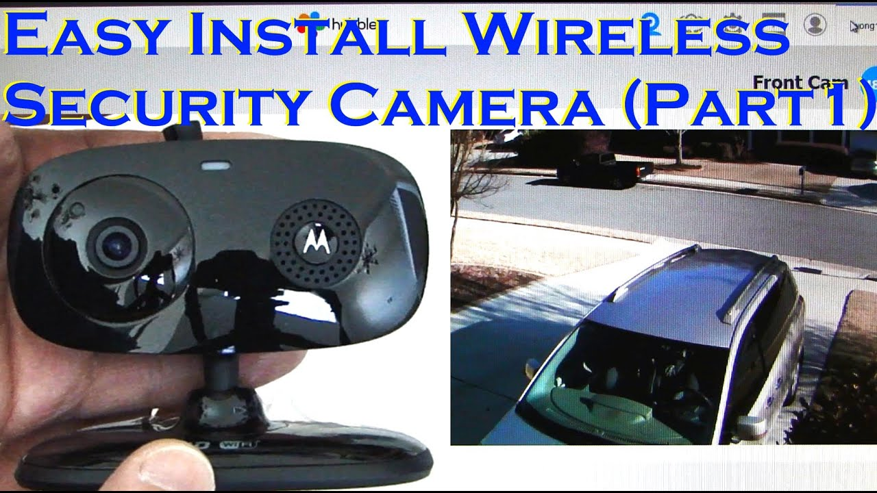 Home Security Systems With Cameras Smithville MO 64089