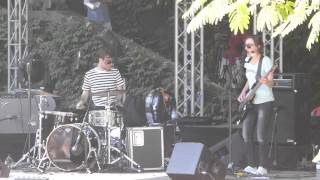 Os Príncipes - MamaPapa [Repórter Estrábico] (Serralves em Festa, Porto, 30 Maio 2015)